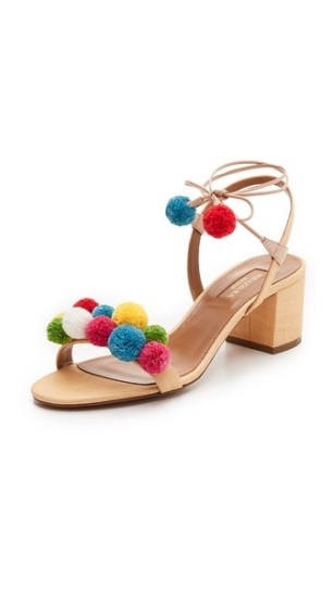 Aquazzura sandals from FarFetch