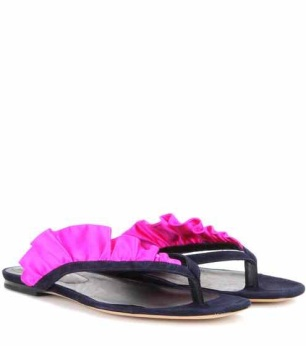 Dries van Noten flip flops from MyTheresa