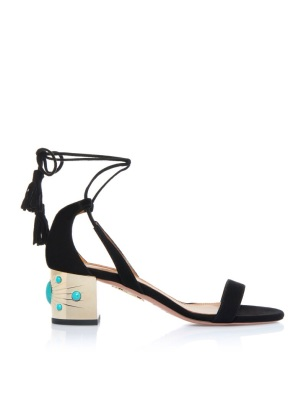 Aquazzura Cleopatra sandals from Net-a-Porter