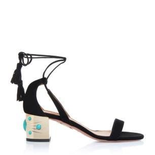 Aquazzura Cleopatra sandals from Net-a-Porter