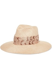 https://www.net-a-porter.com/gb/en/product/713673/eugenia_kim/emmanuelle-feather-trimmed-straw-sunhat