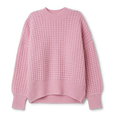 http://www.asos.com/weekday/weekday-waffle-knit-jumper/prd/7082942?iid=7082942&affid=14173&channelref=product%20search&mk=abc&currencyid=1&gclid=CO2vpMLO-88CFQcq0wodgCEM2A