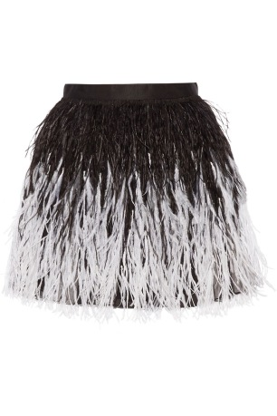https://www.theoutnet.com/en-GB/Shop/Product/Alice-and-Olivia/Lauryn-feather-embellished-tulle-mini-skirt/749560