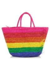 http://www.matchesfashion.com/products/Sensi-Studio-Candy-stripe-frayed-woven-tote-1039850