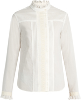 http://www.matchesfashion.com/products/Weekend-Max-Mara-Tropico-cotton-poplin-blouse-1081197