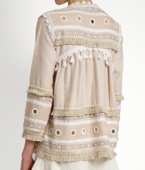 http://www.matchesfashion.com/products/Dodo-Bar-Or-Yehuda-tassel-embellished-cotton-top-1081088