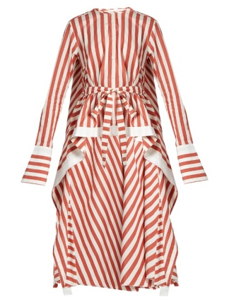 http://www.matchesfashion.com/products/Palmer-harding-Extended-waterfall-hem-striped-shirt--1096197
