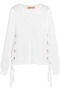 https://www.net-a-porter.com/gb/en/product/822617/MICHAEL_Michael_Kors/lace-up-ribbed-cotton-sweater