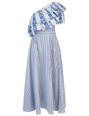 https://www.net-a-porter.com/gb/en/product/833802/Gul_Hurgel/belle-one-shoulder-striped-cotton-and-linen-blend-midi-dress