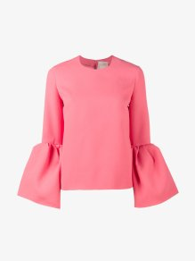 https://www.brownsfashion.com/uk/shopping/truffaut-bell-sleeve-top-with-round-neck-11992722