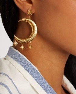 http://www.matchesfashion.com/products/Marte-Frisnes-Freya-gold-plated-earring-1142497