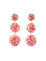 http://www.matchesfashion.com/products/Rebecca-de-Ravenel-Bead-embellished-drop-clip-on-earrings-1138727