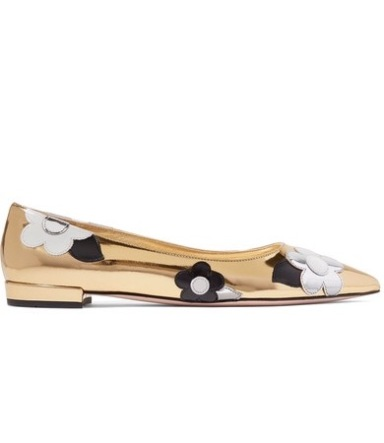 https://www.net-a-porter.com/gb/en/product/810647/prada/appliqued-mirrored-and-patent-leather-point-toe-flats