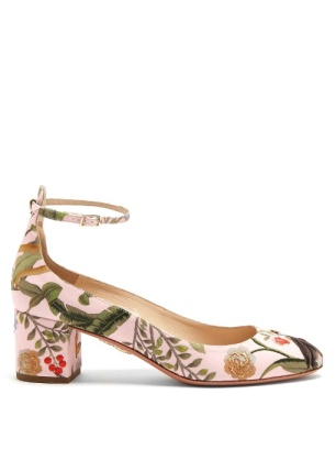 http://www.matchesfashion.com/products/Aquazzura-Aquazzura-for-de-Gournay-embroidered-pumps-1162148
