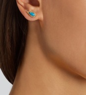 http://www.matchesfashion.com/products/Theodora-Warre-Turquoise%2C-cubic-zirconia-%26-gold-plated-earrings-1068663