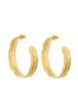 http://www.matchesfashion.com/products/Marte-Frisnes-Aurora-gold-plated-earrings-1082937