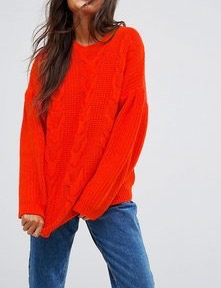 http://www.asos.com/asos/asos-jumper-in-cable-with-volume-sleeves/prd/8294740?clr=coral&SearchQuery=&cid=2637&pgesize=36&pge=2&totalstyles=168&gridsize=3&gridrow=10&gridcolumn=2
