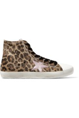 https://www.net-a-porter.com/gb/en/product/937460/Golden_Goose_Deluxe_Brand/francy-leopard-print-calf-hair-and-leather-high-top-sneakers-