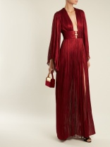 https://www.matchesfashion.com/products/Maria-Lucia-Hohan-Charlize-kimono-sleeve-pleated-tulle-gown-1170759