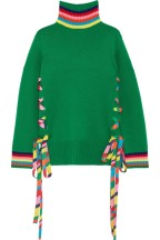 https://www.net-a-porter.com/gb/en/product/938630/Mira_Mikati/lace-up-grosgrain-trimmed-merino-wool-sweater