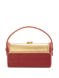 https://www.matchesfashion.com/products/Bienen-Davis-Regine-velvet-clutch-1175971