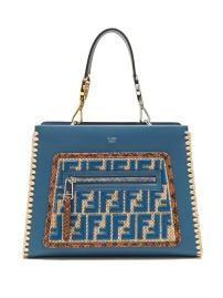 https://www.matchesfashion.com/products/Fendi-Runaway-small-snakeskin-trimmed-leather-bag-1202896