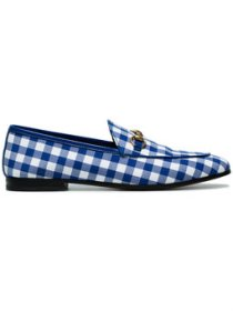 https://www.matchesfashion.com/products/Gucci-Jordaan-gingham-loafers-1184150