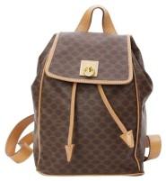 https://www.ebay.com/itm/Authentic-CELINE-PVC-Macadam-pattern-Backpack-Daypack/183147953503?hash=item2aa477fd5f:g:oasAAOSweNxZiW9M