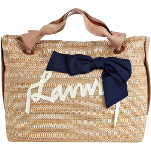 Similar here: https://www.matchesfashion.com/products/Muuñ-Charlotte-woven-straw-basket-bag-1264823
