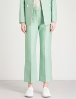 http://www.selfridges.com/GB/en/cat/sandro-straight-high-rise-cotton-blend-trousers_786-10081-P6231E/?previewAttribute=Vert+amande
