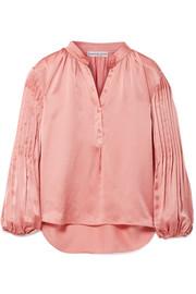 https://www.net-a-porter.com/gb/en/product/1007995/apiece_apart/bravo-pleated-hammered-silk-satin-blouse