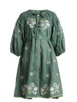 https://www.matchesfashion.com/products/Innika-Choo-Peasant-linen-dress-1217808