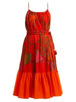 https://www.matchesfashion.com/products/Rhode-Resort-Lea-floral-print-cotton-dress-1221079