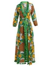 https://www.matchesfashion.com/products/Rhode-Resort-Lena-pineapple-print-cotton-midi-dress-1221087