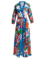 https://www.matchesfashion.com/products/Rhode-Resort-Lena-floral-printed-cotton-wrap-dress-1221083