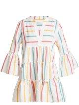https://www.matchesfashion.com/products/Caroline-Constas-Lyssa-striped-cotton-blend-dress-1216969