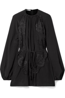 https://www.net-a-porter.com/gb/en/product/1086300/stella_mccartney/belted-pleated-lace-appliqued-silk-blouse