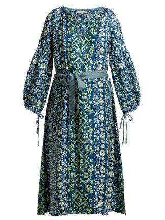 https://www.matchesfashion.com/products/D%27Ascoli-Toscana-balloon-sleeve-silk-dress-1260309
