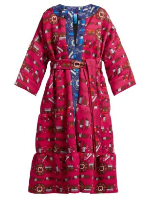 https://www.matchesfashion.com/products/Rianna-%2B-Nina-Mika-Greek-print-neoprene-coat-1235373