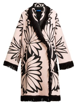 https://www.matchesfashion.com/products/Marit-Ilison-Palm-intarsia-tasselled-cotton-coat-1236066