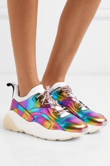 https://www.net-a-porter.com/gb/en/product/1106045/Stella_McCartney/eclypse-iridescent-faux-leather-and-neoprene-sneakers