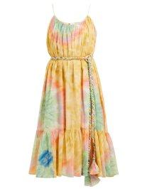 https://www.matchesfashion.com/products/Rhode-Resort-Lea-tie-dye-print-cotton-midi-dress-1247884