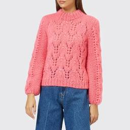 https://www.coggles.com/knitwear-clothing-women-clothing/ganni-women-s-the-julliard-mohair-jumper-hot-pink/11780413.html?affil=thggpsad&switchcurrency=GBP&shippingcountry=GB&variation=11780415&gclid=EAIaIQobChMI4Jqbn9-74QIVyb_tCh3nAQkTEAQYCiABEgIlXfD_BwE&gclsrc=aw.ds