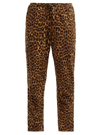 https://www.matchesfashion.com/products/Mes-Demoiselles-Fatal-leopard-print-cotton-trousers-1262789