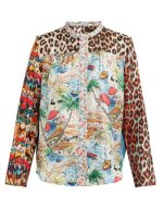 https://www.matchesfashion.com/products/La-Prestic-Ouiston-Peace-mixed-print-silk-blouse-1260967