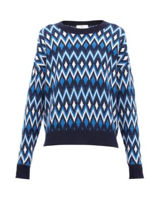 https://www.matchesfashion.com/products/Allude-Geometric-jacquard-wool-blend-sweater-1305806