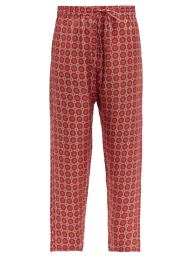 https://www.matchesfashion.com/products/Muzungu-Sisters-Fern-silk-twill-trousers-1296324