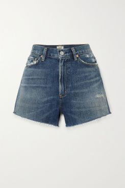 https://www.net-a-porter.com/en-gb/shop/product/citizens-of-humanity/kristen-frayed-denim-shorts/1223389